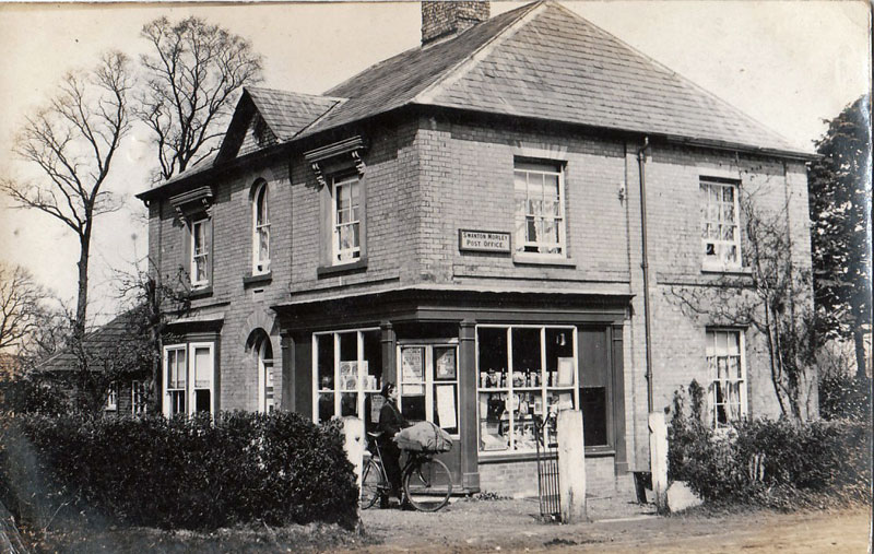 Swanton Morley Post Office c.1910