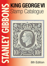 KGVI Stanley Gibbons Catalogue