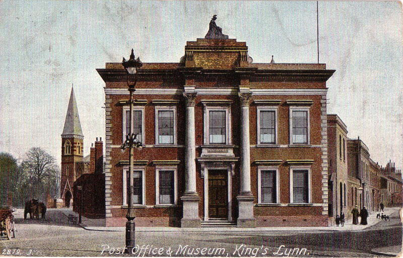King's Lynn Post Office c. 1905