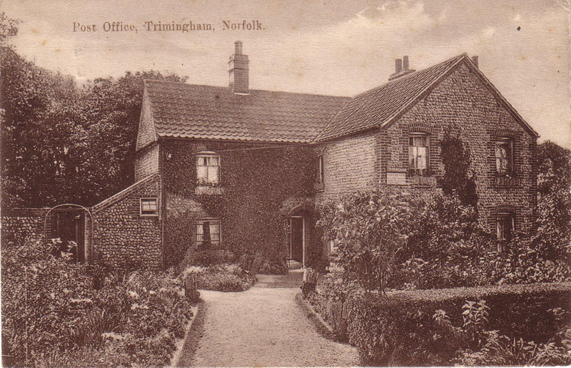 Trimingham Post Office c. 1911