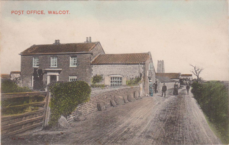 Walcot Post Office Norfolk