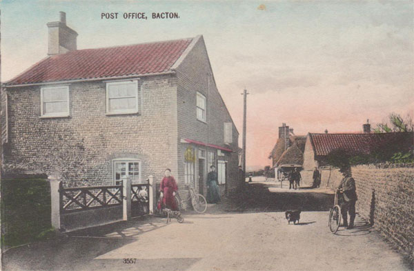 Bacton Old Post Office