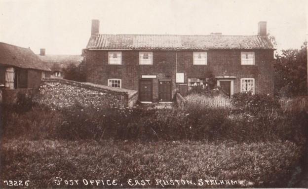East Ruston Old Post Office, c.1914