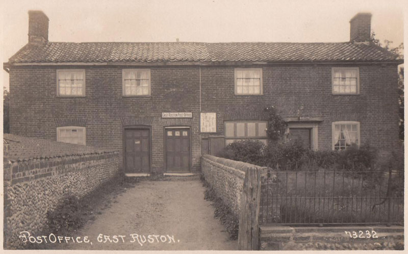 East Ruston Old Post Office, c.1914