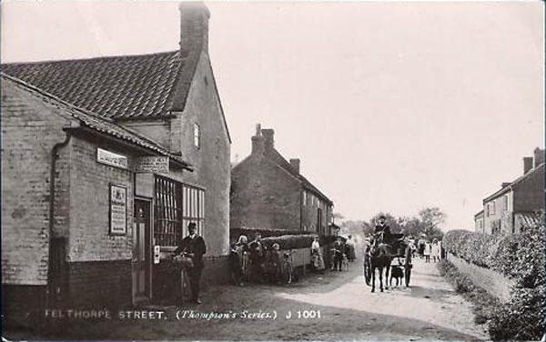 Felthorpe Old Post Office