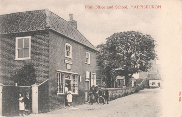 Happisburgh Old Post Office