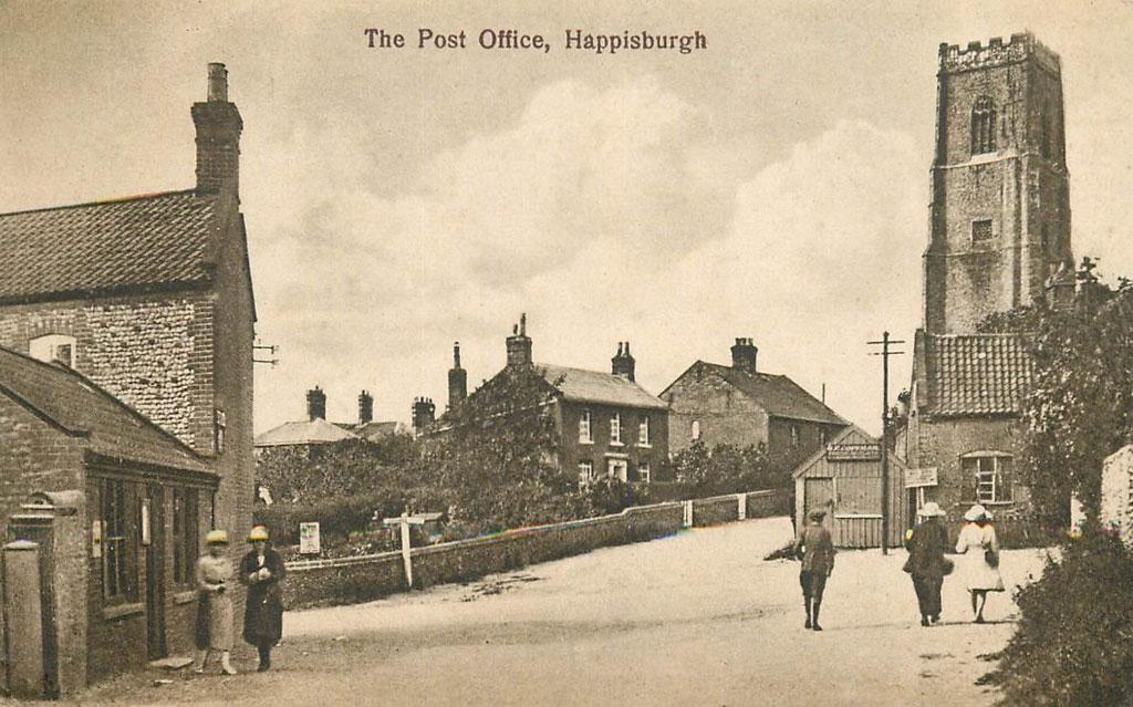 Happisburgh Post Office Location B