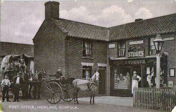Hickling Old Post Office