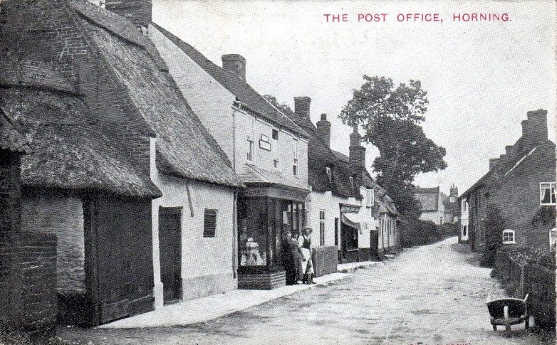 Horning Old Post Office c. 1909