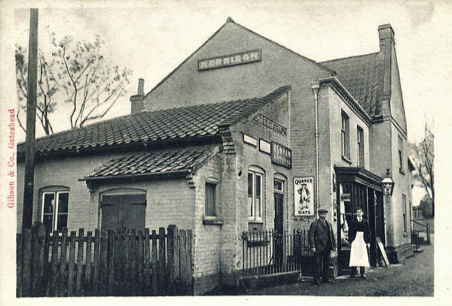North Elmham Post Office c.1904
