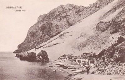 Gibraltar Catalan Bay