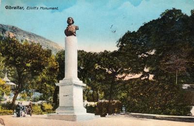 Gibraltar Eliott Memorial
