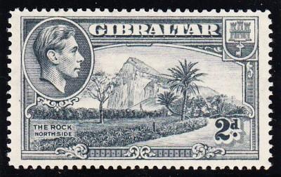 Gibraltar SG124 - The Rock Northside
