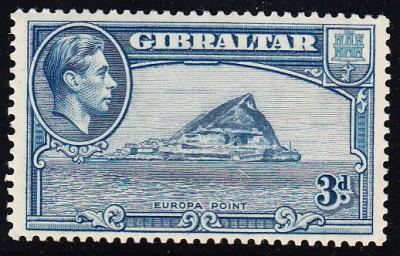 Gibraltar SG125 - Europa Point