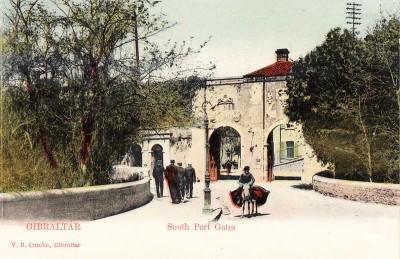 Gibraltar Southport Gate
