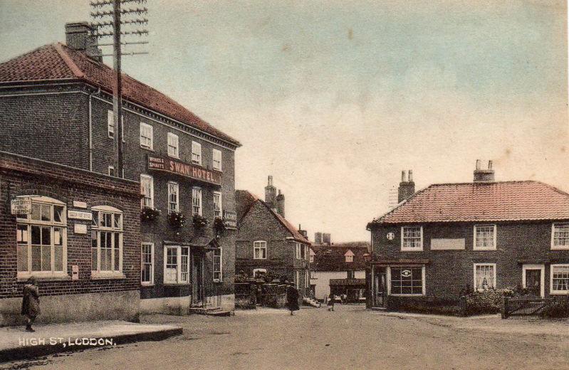 Loddon Post Office