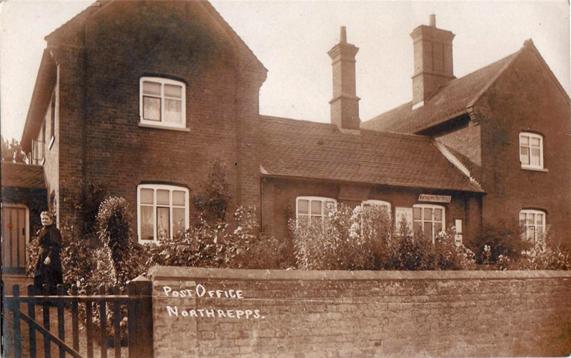Northrepps Post Office c 1910