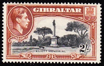 Gibraltar SG 128