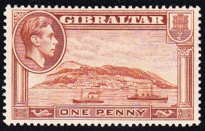 Gibraltar SG122