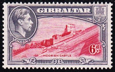Gibraltar SG 126b