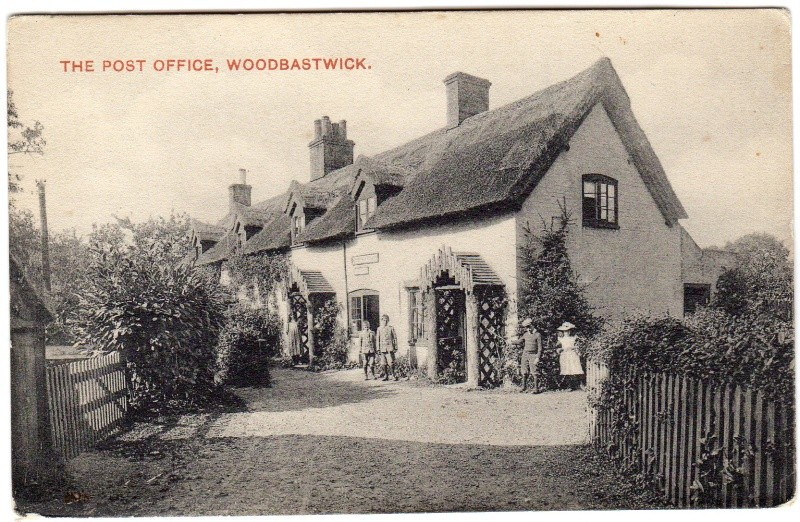 Woodbastwick Post Office
