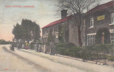 Banham Old Post Office