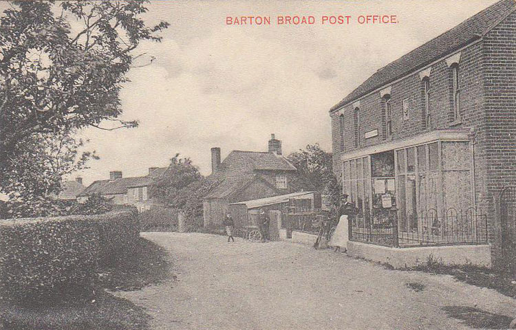 Barton Broad Old Post Office