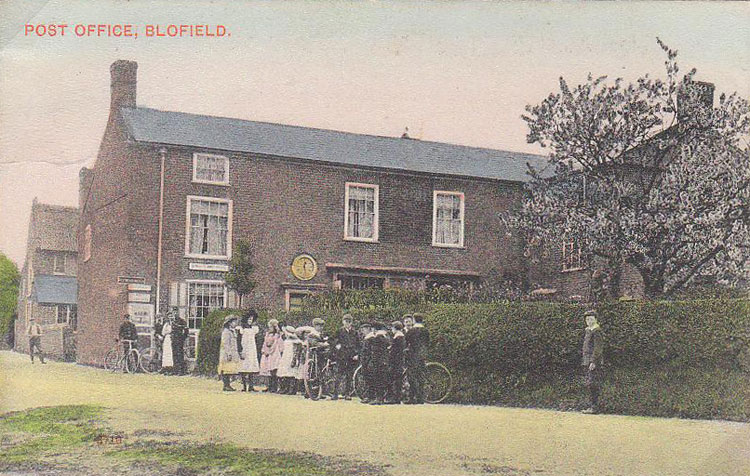Blofield Old Post Office