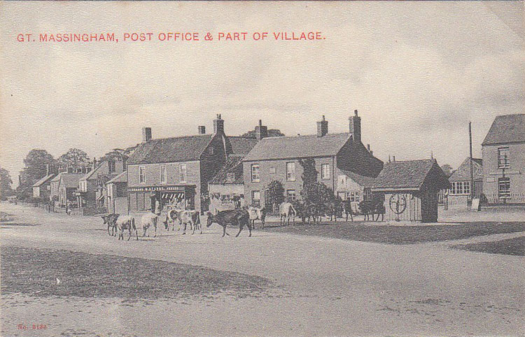 Great Massingham Old Post Office