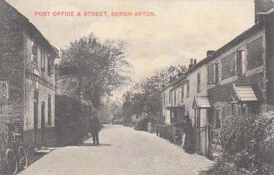 Bergh Apton Old Post Office