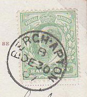 Bergh Apton CDS 1907