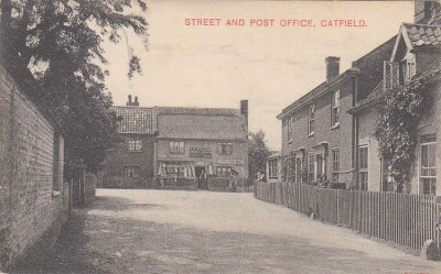 Catfield Old Post Office