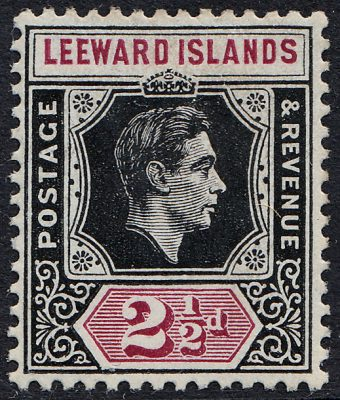 1938 Leeward Islands Set Design