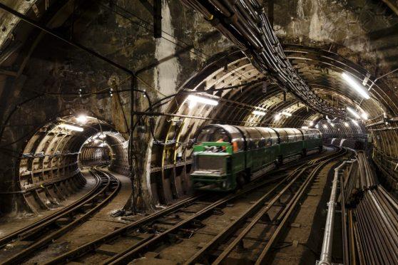 Postal Museum and subterranean mail train