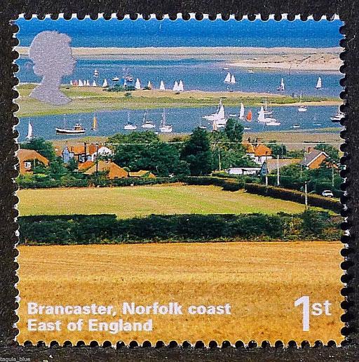 2006 Brancaster Stamp