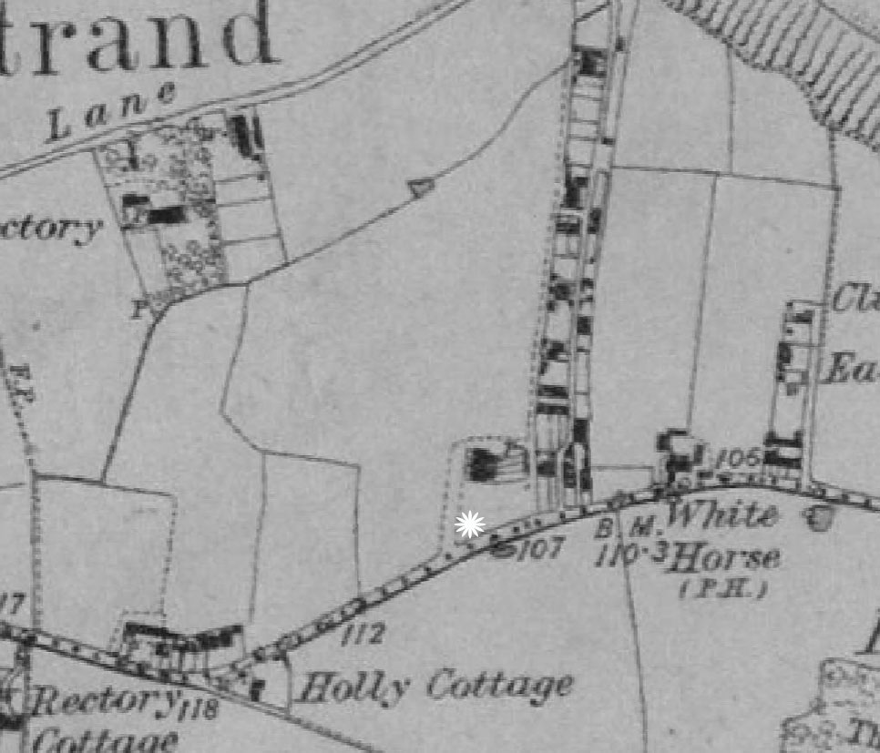 Overstrand OS Map First Edition