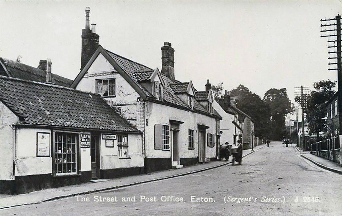Eaton Old Post Office