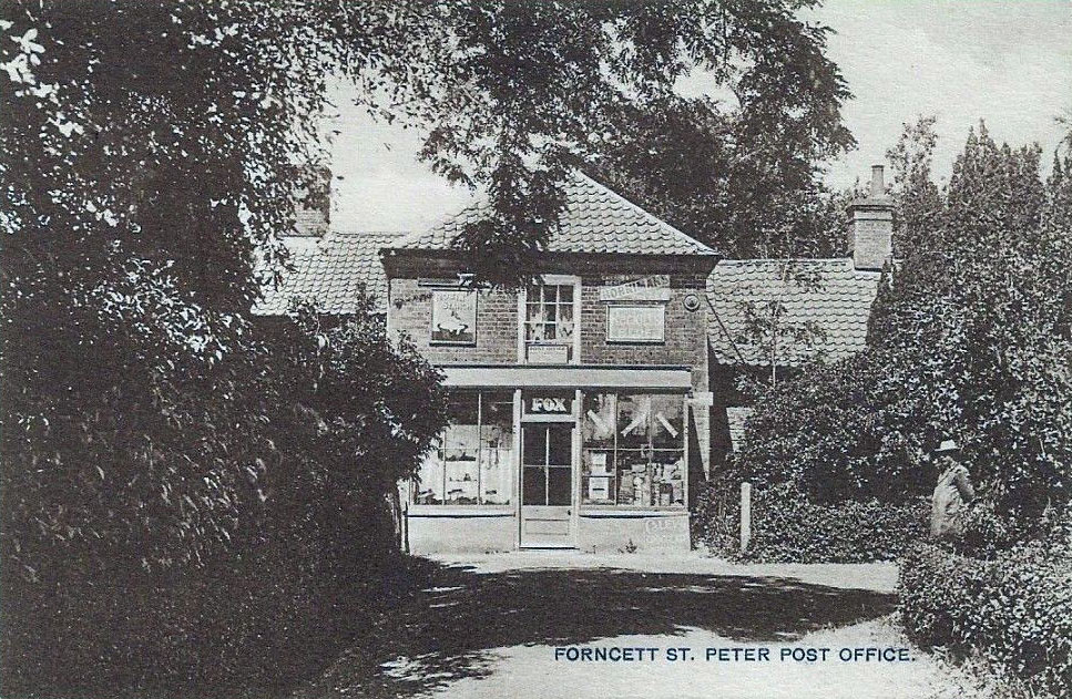 Forncett Old Post Office
